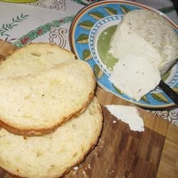 Homemade Cheese and Bread