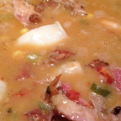 Chef John's Duck, Sausage, and Shrimp Gumbo Recipe
