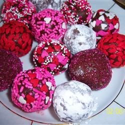 Easy Decadent Truffles Recipe