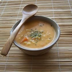 Ash-e-jow (Iranian/Persian Barley Soup) Recipe