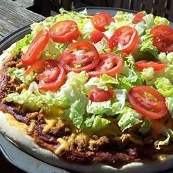 Photo of Taco Pizza by DESHL