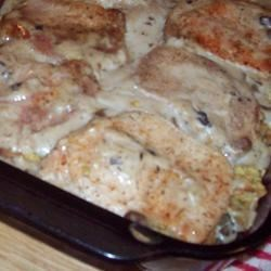Image of Apple Pork Chop Casserole, AllRecipes