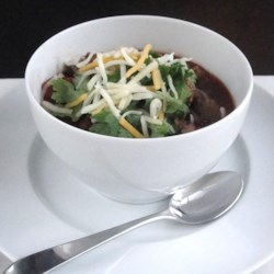 Haighter's 19th Hole Chili Recipe