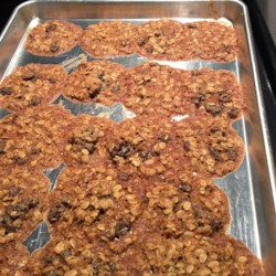 Chewy Oatmeal Cookies II Recipe