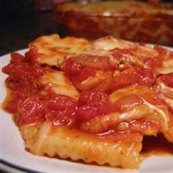 Photo of Baked Ravioli by Pati