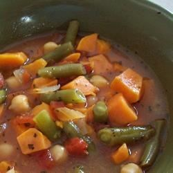 Photo of Chickpea Soup I by Christine L.