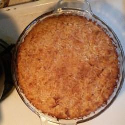 Impossible Coconut Pie II Recipe
