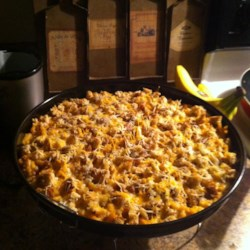 Easy Macaroni Tuna Casserole Recipe