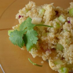 Lemony Quinoa Recipe