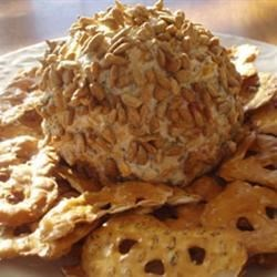 Photo of Sunflower Cheese Ball by Karen Ann Bland
