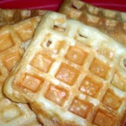 Light, Crisp Waffles Recipe