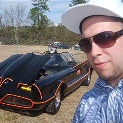 Me and the Batmobile