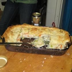 Chicken Pot Pie Party