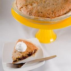 Tollhouse Pie Recipe