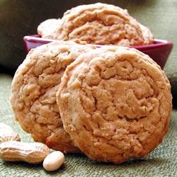 Oatmeal Peanut Butter Cookies Recipe