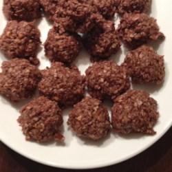 Healthier No Bake Cookies I Recipe
