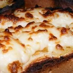 Cheese Onion Garlic Bread