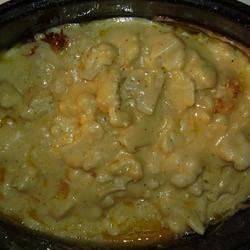 Photo of Swiss Cheesy Cauliflower by Brenda