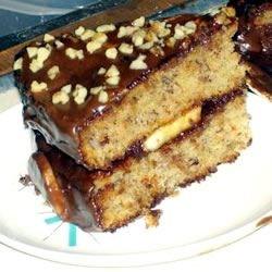 Katrina's Banana Cake Recipe