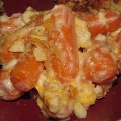 Grandmother's Carrot Casserole Recipe