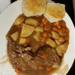 Slow Cooker Venison Roast Recipe