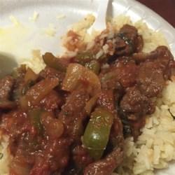 Mom-Mom's Pepper Steak Recipe