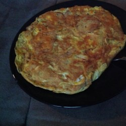 Nan's Potato and Egg Frittata Recipe