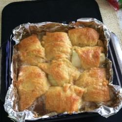 Grandma's Apple Dumplings Recipe