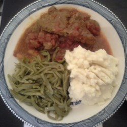 My Mother's Swiss Steak Recipe