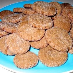 Gingersnaps IV Recipe