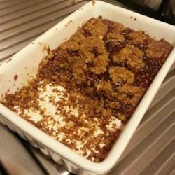 Oatmeal Jam Squares Recipe