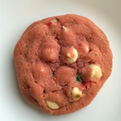 Peppermint Bark Cookies Recipe
