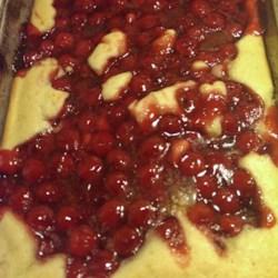 Cherry Cobbler II Recipe