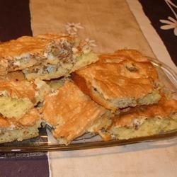 Meringue Squares Recipe