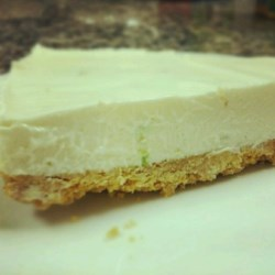 No Bake Lime Mousse Torte Recipe