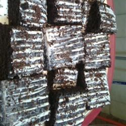 Quick low fat chocolate cake