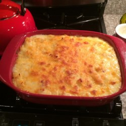 Baked Macaroni and Cheese I