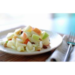 Waldorf Salad with Walnut Oil Vinaigrette Recipe