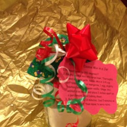 Chocolate Cookie Mix in a Jar Recipe