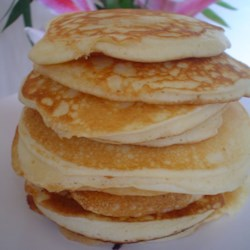 Fluffy Canadian Pancakes Recipe
