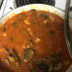 Nana's Beef Stroganoff Recipe