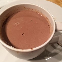 Mexican-Style Hot Chocolate Recipe