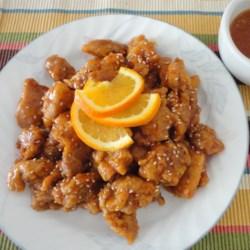 Orange, Honey and Soy Chicken Recipe