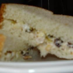 Trail Mix Sandwiches Recipe