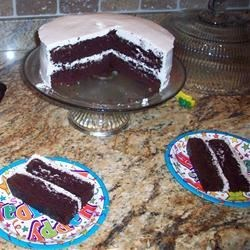 Black Joe Cake Recipe