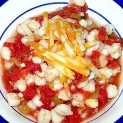 Mexi Hominy Recipe