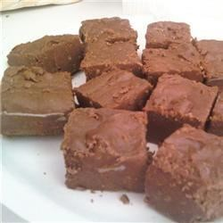 german chocolate fudge photos
