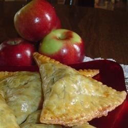 Warm Apple Pocket Recipe