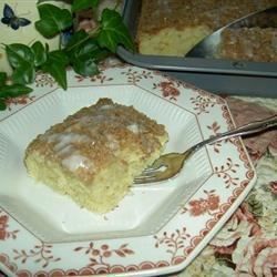Ben Lippen School Coffee Cake (Mrs. Hathaway's recipe) Recipe