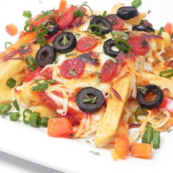 Jan's Loaded Pizza Fries Recipe